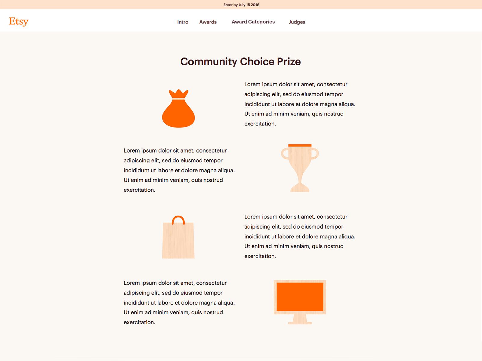 community-prize